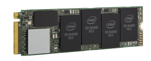 Intel 660P SSD Drive - M.2 - meets solid minimum standards per our computer buying guide